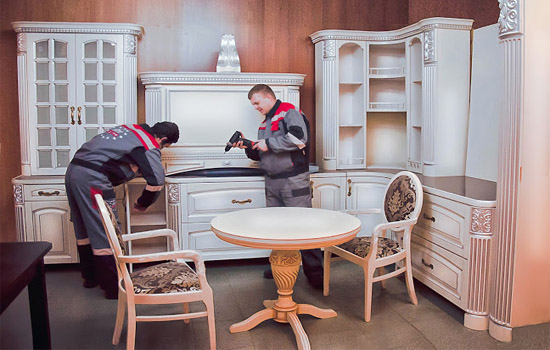Сборка корпусной мебели в