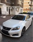 Lexus IS F, 2008